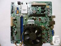 Motherboard M2N68-LA with Socket AM2 that supports many