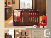 Marketing a Lifetime 4 in 1 crib (baby crib that