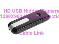 Motion Detect Hidden USB Camera Camcorder Mini DVR
