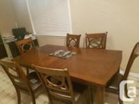 PRICE REDUCED!!!! NOW $475 OBO -CAN BE USED AS 4 CHAIR