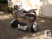 Make Moto Guzzi Model Norge Year 2007 kms 34000 Must