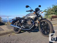 Make Moto Guzzi Year 2016 MOTO GUZZI V7 II STONE.