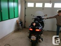 Make Piaggio Model Mp3 Year 2016 kms 1500 Black with