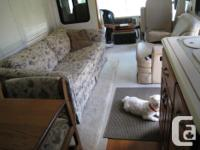 1996, 38' Holiday Rambler Imperial motor home with