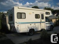 2000 Motor Home - 100,000 km- GM 3500 chassis. Would