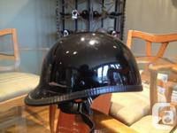 Motorcycle beanie helmet - $30 Obo.  Text me at  or