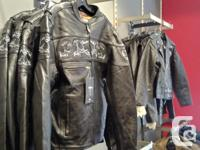 Nanaimo now has a motorcycle clothing and accessories