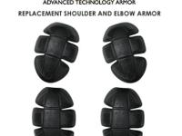 - CE Approved Level-3 Motorcycle Advanced Armour -