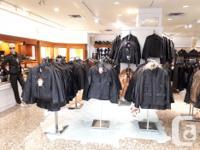 The Bay Centre - West Coast Leather 1150 Douglas St -