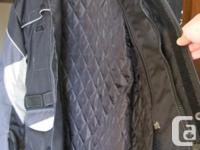 Motorcycle Jacket - Men's Large - for sale. In great