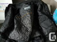 Nexgen motorcycle jacket perfect shape Don't wear it at