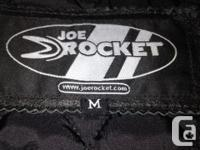 Joe Rocket Women's Motorcycle Jacket - Size Medium Like