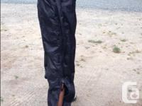 "- size SMALL, inseam leg length 30"" or 77cm (I am"