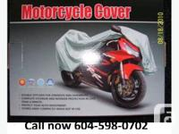 """Motorcycle,Scooter Cover, Large 91"""" x 39"""" x 49"""" Color"""