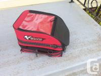 Gears expandable two piece tank bag in good shape