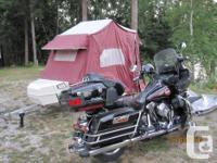 *LEESURE LITE* Tent Trailer - designed to be towed with