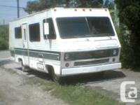 Recreational vehicle, reduced millage, auto