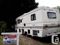 motorhome is mechanically seem all oil adjustments,