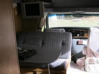 1988 ford 24 ft. motorhome, 350 0ne ton pathfinder, km,