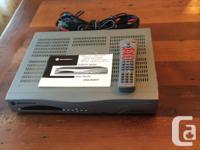 Motorolla Satellite TELEVISION Receiver - DSR 530