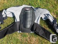 Troy Lee Design Pilot Descender body armour. Medium