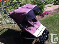 In great shape, this stroller is the gold standard in