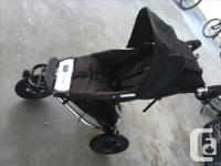 Mountain Buggy Urban Jungle in good condition, with all