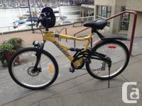 "Beautiful Mountain Raleigh Bike (20"" frame)   Perfect"
