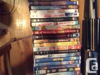 31 movies put enfants à vendre. 5$ chacun ou les 31 put