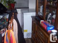 moving must sell - 5.1 Sylvania Deep Freezer 5.1