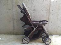 SAFETY 1ST stroller for sale from pet free and smoke