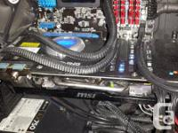Selling an excellent condition GTX 680 Lightning, box