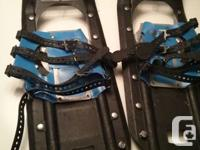 MSR snow shoes.  Good condition. Worn with a size 8