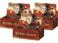 I have the following factory sealed magic booster boxes