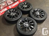 JDM MUGEN NR 17X7.0JJ OFFSET +53 5X114.3 MAGS WITH