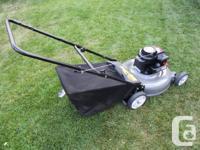 21-inch MTD PRO 5-HP Mulching Lawnmower for Sale