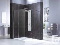 Model: SP4WG Multi-jet shower panel Multi-jet shower