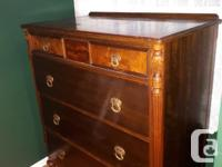 Beautiful vintage bedroom set excellent condition -