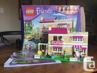Lego Friends combo including Heartlake Highschool
