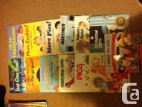 Carefully used and also tidy Robert Munsch series will