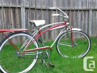VERY RARE,THIS BIKE SPEAKS FOR ITSELF.A TRUE COLLECTERS