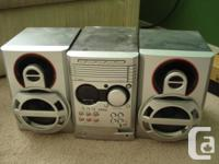 We have an excellent little stereo that we do not use