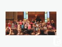Music for Young Children classes registering now!