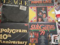 LPs (like new) 1. The Human League--Fascination! 2. The