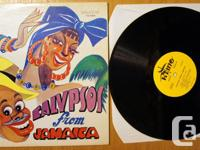 1. Calypsos From Jamaica Vinyl 12-503 by Ritmo 2. LORD