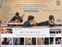 http://musamuse.com Explore and discover a new talent