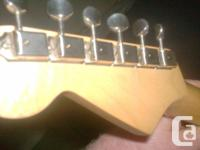 Musikraft swamash body, Warmoth compound radius maple