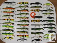 Incredible deal on Musky lures! / Une offre