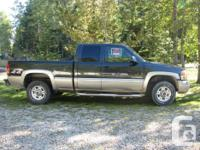 Make. GMC. Version. Sierra 2500. Year. 2003. Colour.