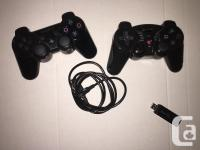 PS3: -In excellent condition -Don't need a membership